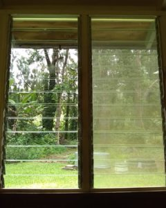 Maui Louver Window Cleaning